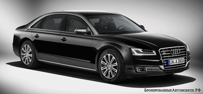 Audi A8 L Security - 2014