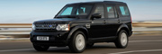 Land Rover Discovery 4 Armoured - 2011